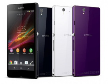 Sony Xperia Z L36h 3G 4G LTE Android Câmera 13MP Full HD Quad Core NFC
