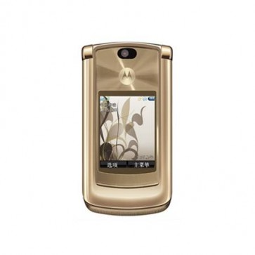 Motorola V9 RAZR2 Gold Platinum Camera Desbloqueado Mp3 Mp4
