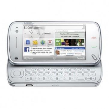 Nokia N97 32Gb White 1