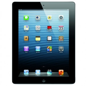 Apple iPad 4 Retina (4ª Geração) Wi-Fi + Cellular 16GB  3G/4G - Preto - Pronta Entrega