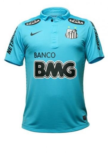 Camisa Nike Santos FC lll + Calção 2012