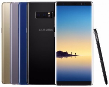 Smartphone Samsung Galaxy Note 8 Android 7.1 Tela 6.3 1