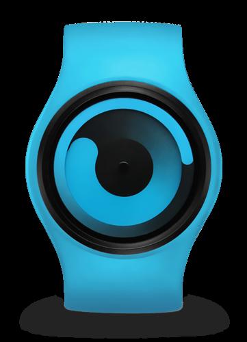 Ziiiro Gravity Relógio Minimalista Design Futuristico