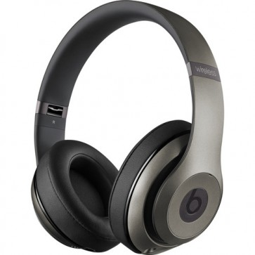 New Beats Studio 2.0 Wireless Remastered Titanium Grafite Fones de Ouvido Headphones - by Dr. Dre 2014