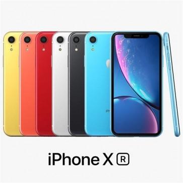 Apple iPhone XR Original Cores GPS WIFI iOS 12Mp 64GB 126GB 256GB  - 1