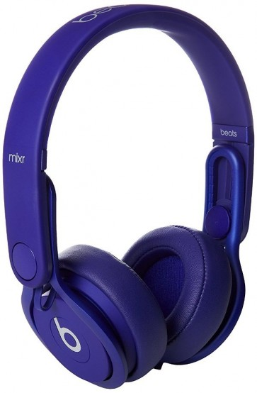 Mixr David Guetta Edition DJ Fones Headphones On ear - Azul Indigo 3