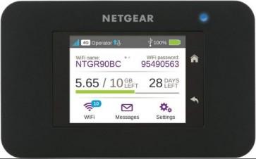 Netgear AirCard 790S 300Mbs Router Roteador MiFi WiFi 3G 4G LTE