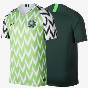 Camiseta Camisa Nike Seleção Nigeria I e II 2018 Torcedor Home Away Casa Visitante