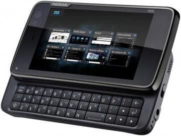 Nokia N900 32GB Preto GSM Wi-Fi 3G GPS 5.0MP  QWERTY - Desbloqueado - 1