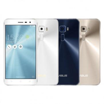 "Smartphone Zenfone 3  Dual Chip Desbloqueado Android 6 Tela 5.2"" 4G 32GB 64GB Wi-Fi Câmera 16 MP - Asus"