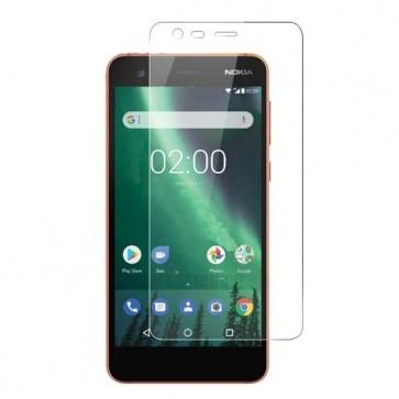 Película de proteção transparente para smartphone Nokia 2