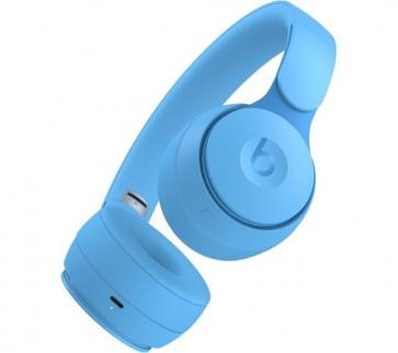 Beats Solo Pro On-Ear Wireless Headphones Siri - Azul Claro