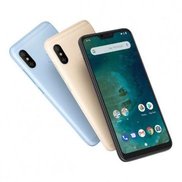 Xiaomi Mi A2 Lite 3G 4GB 32GB 64GB Snapdragon 625 Octa Core 12MP Dual Camera 4000mAh