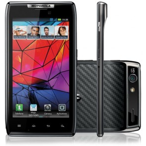 Motorola Razr  XT910 Android  Dual 1.2Ghz Full HD Amoled Multitouch GPS 1080p Original - Pronta Entrega