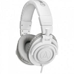 Fone Audio-Technica ATH-M50 Professional DJ Studio Monitor Headphones - White