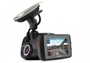 "Camera Automotiva Mio MiVue 638 DVR 2.7"" 16:9 FULL HD 1080P HDR GPS Logger"