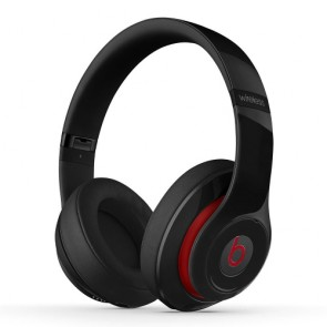 New Beats Studio 2.0 Wireless Remastered Black Preto Fones de Ouvido Headphones - by Dr. Dre 2014