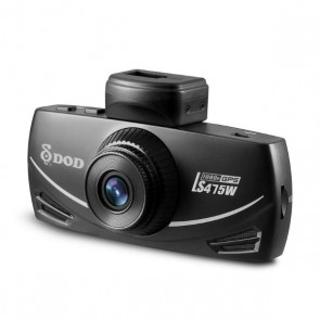 Dash Cam DOD LS475W 1080P 60fps Tela 2.7 polegadas Lente Sony STARVIS 145