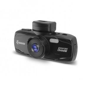 Câmera veicular DOD LS460W Dash Cam Full HD com GPS embutido