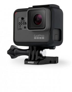 Câmera Digital Esportiva de Ação GoPro Hero 6 Black Edition
