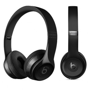 Beats by Dr. Dre Solo3 black