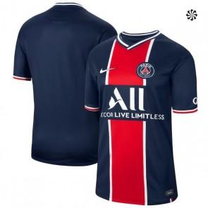 Camiseta Futebol Camiseta Nike PSG I - ll - lll - llll 2020 - 2021 - Azul