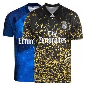Camisa Futebol Adidas Real Madrid EA Sports Special Edition 2019 2020 - Azul - Preto