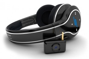 SMS Audio Sync by 50 Cent Wireless Bluetooth High Definition Headphones Fone - Black